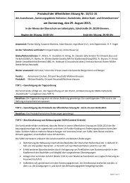 Protokoll der öffentlichen Sitzung vom 29.08.2013 (pdf, 237 KB)