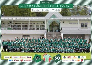 Das Programm (Folder zum downloaden) - SV Raika Längenfeld