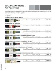 50 CL-DELUXE-WEINE AUS ALLER WELT