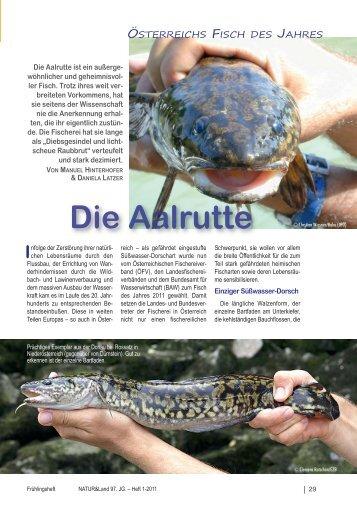 DI Manuel Hinterhofer & Mag. Daniela Latzer - Naturschutzbund