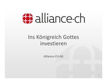 Zum Referat - PDF - CROWN Life Schweiz