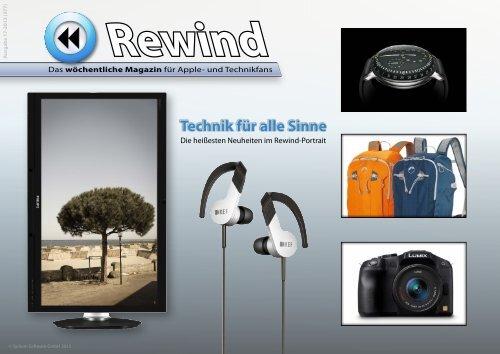 Rewind - Issue 17/2013 (377) - Mac Rewind