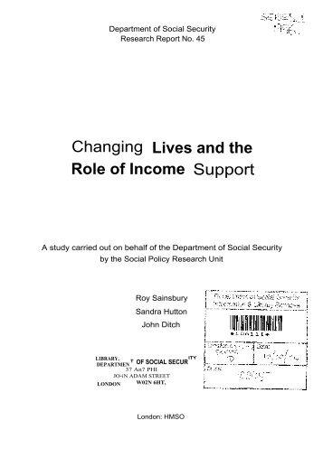 Download report - University of York