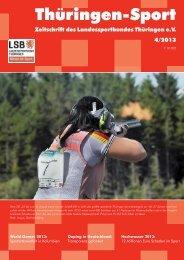 Thüringen-Sport - Landessportbund Thüringen e.V.