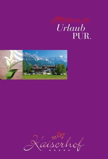 Image Folder - Kaiserhof Ellmau in Tirol
