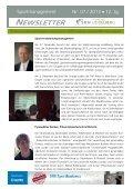 Newsletter 7/2013 - SRH Hochschule Heidelberg - Page 3