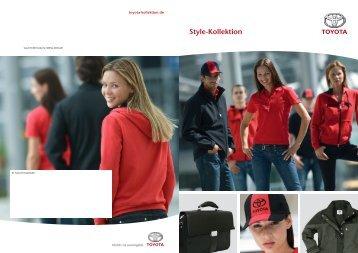 Style-Kollektion - ARTIS concepts