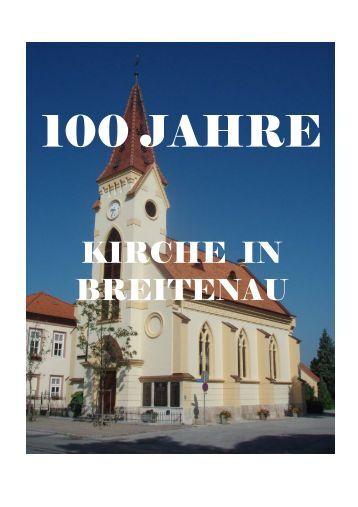 100 jahre - Gemeinde Breitenau