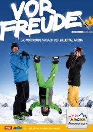 Wintervorfreude 2013/2014 - Zillertal Arena