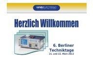 Berliner Techniktage 2013 - lutz-wolf-iv.de