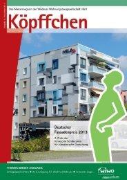 Grafik: Brillux - WiWO Wildauer Wohnungsbaugesellschaft
