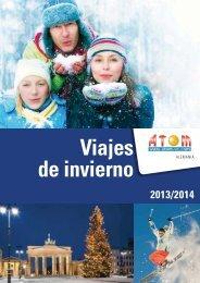Viajes de Invierno 2013-2014