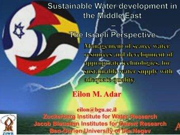 Eilon M. Adar