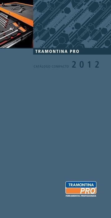 Baixar catálogo compacto - Tramontina PRO