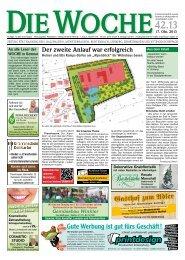 Ausgabe 42/13 - Redaktion + Verlag