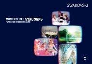Download Incentive Broschüre - Swarovski Kristallwelten