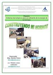 Construcción de un Horno - Instituto Provincial de la Vivienda y ...