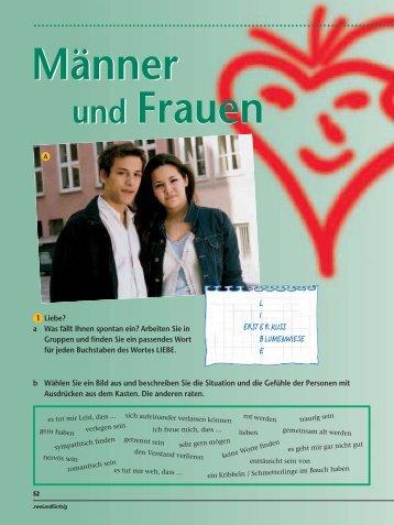 Männer und Frauen Männer und Frauen - klett-langenscheidt.de