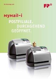mymail-i - Francotyp Postalia