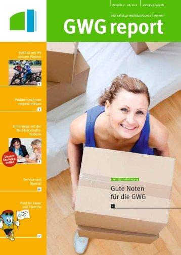 Unsere Senioren- seiten - GWG Halle-Neustadt