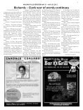 Crossfire of Allegations at County Jail - Niagara Falls Reporter - Page 7