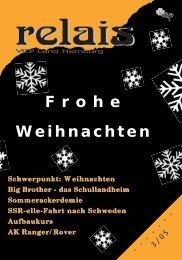 Frohe Weihnachten - VCP Land Hamburg