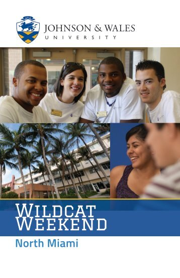 Wildcat Weekend - Johnson and Wales