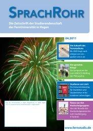 Die Zeitschrift der Studierendenschaft der FernUniversität in Hagen ...