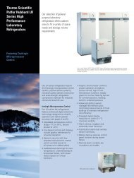 Thermo Scientific Puffer Hubbard LR Series High Performance ...