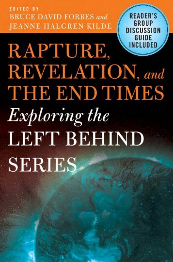 Rapture, Revelation, and the End Times - Conscious Evolution TV
