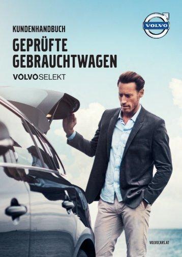 Volvo Selekt Handbuch