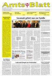 Amtsblatt Nr. 16 vom 02.11.2011 - Stadt Halle, Saale