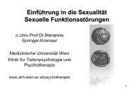 Einführung in die Sexualität Sexuelle ... - NEXTDOC.at