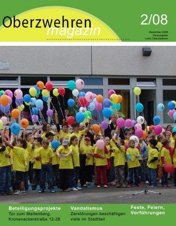 Feste, Feiern, Vorführungen Beteiligungsprojekte