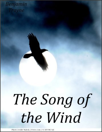 Song of the Wind - Ben Trayne