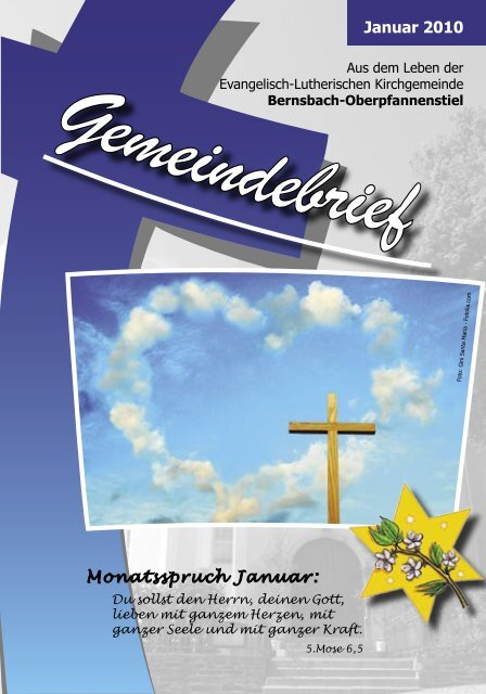 Januar 2010 Monatsspruch Januar: - posaunenchor ...