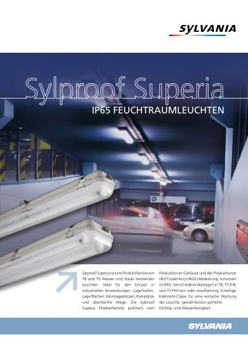 sylproof superia ip65 - Havells-Sylvania