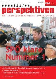 neustädter - SPÖ Wiener Neustadt