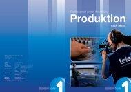 Produktion nach Mass (PDF) - Tele1