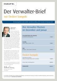 Verwaltungsbeirat - Haufe.de