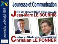 Rennes 18 juin 2011 - District 1650