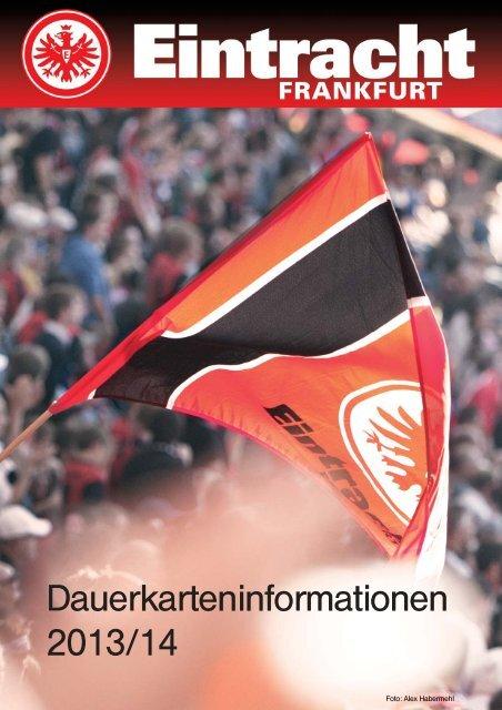 Eintracht Frankfurt Dauerkarte