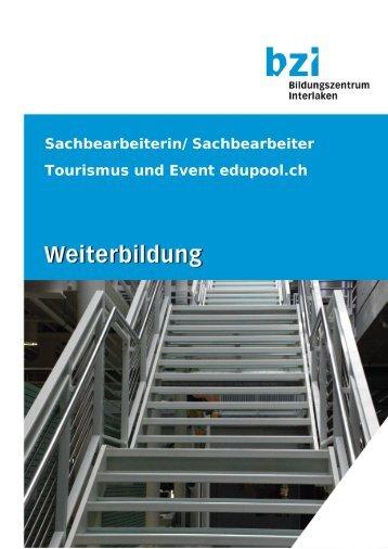 Dokumentation_2014 - Bildungszentrum Interlaken bzi
