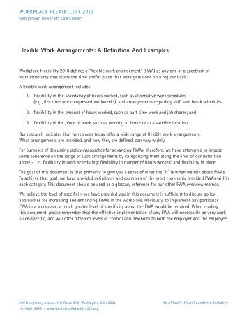1 Appendix A Definitions and Examples of Scholarship and of ...