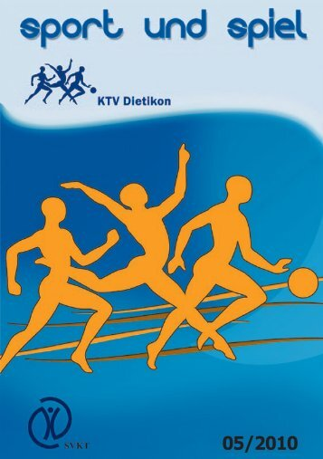 weiter zum PDF - KTV Dietikon und des SVKT Dietikon