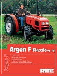 argon f classic 55-70