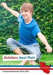8. und 10. Klasse - Schleswig-Holsteinischer Heimatbund eV