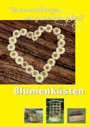 Blumenkästen - Scheiwe-Holz