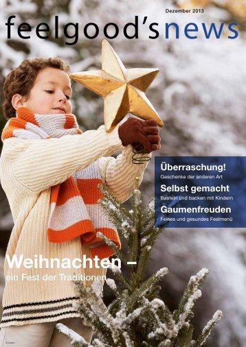 Weihnachten – - Feelgood's Apotheken