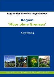 Region 'Moor ohne Grenzen' - Naturpark Bourtanger Moor